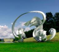 Värlsberömd skulptur från alla världens hörn är definitivt värt ett besök.