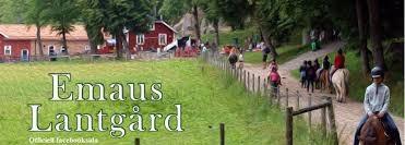- EMAUS LANTGARD. Emaus lantgård är en besöksgård och en fritidsgård. Ett trevligt utflyktsmål för familj och grupper, ca 30 minuter från Hällesdalen.