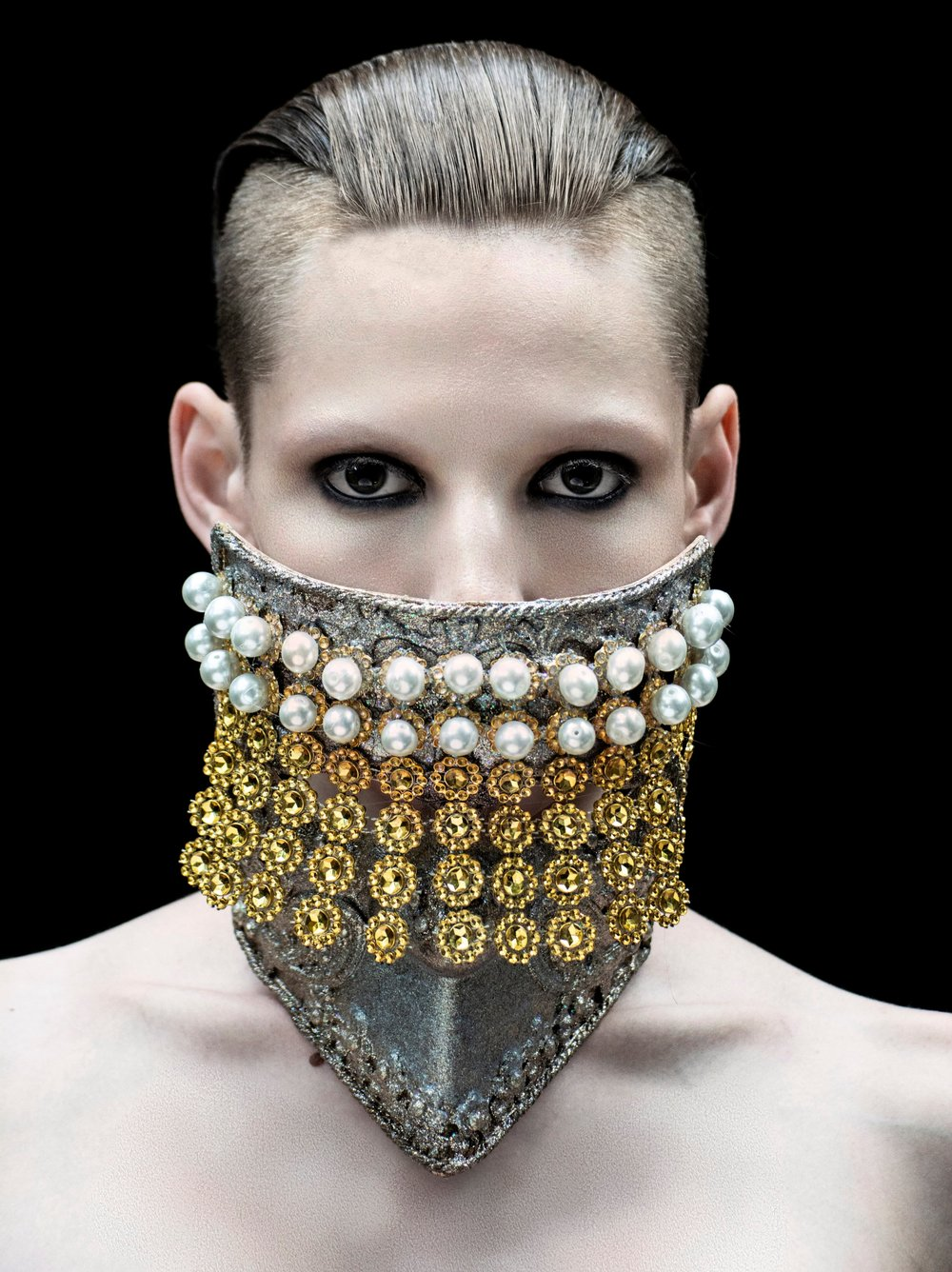 Wearable Art by Mugshott Cheryl