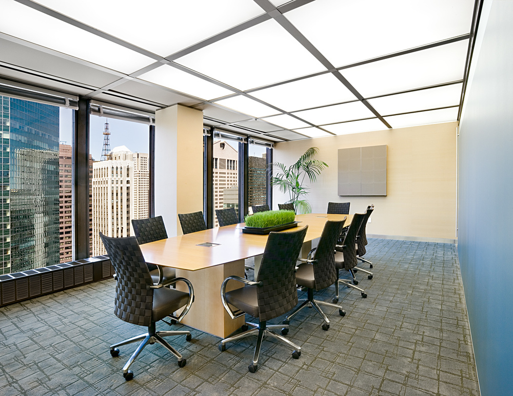 Tobin Parnes Design. NYC. Workplace Design. Conference Room Design.