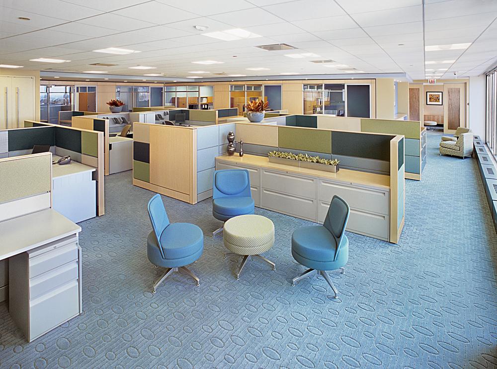 Tobin Parnes Design. Workplace Design. Office Design. Seating Design