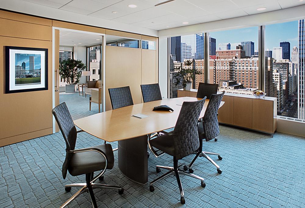 Tobin Parnes Design. Workplace Design. Office Design. Seating Design. Conference Room