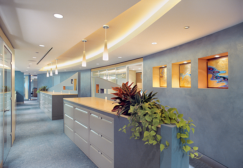 Tobin Parnes Design. Workplace Design. Office Design. Office Design