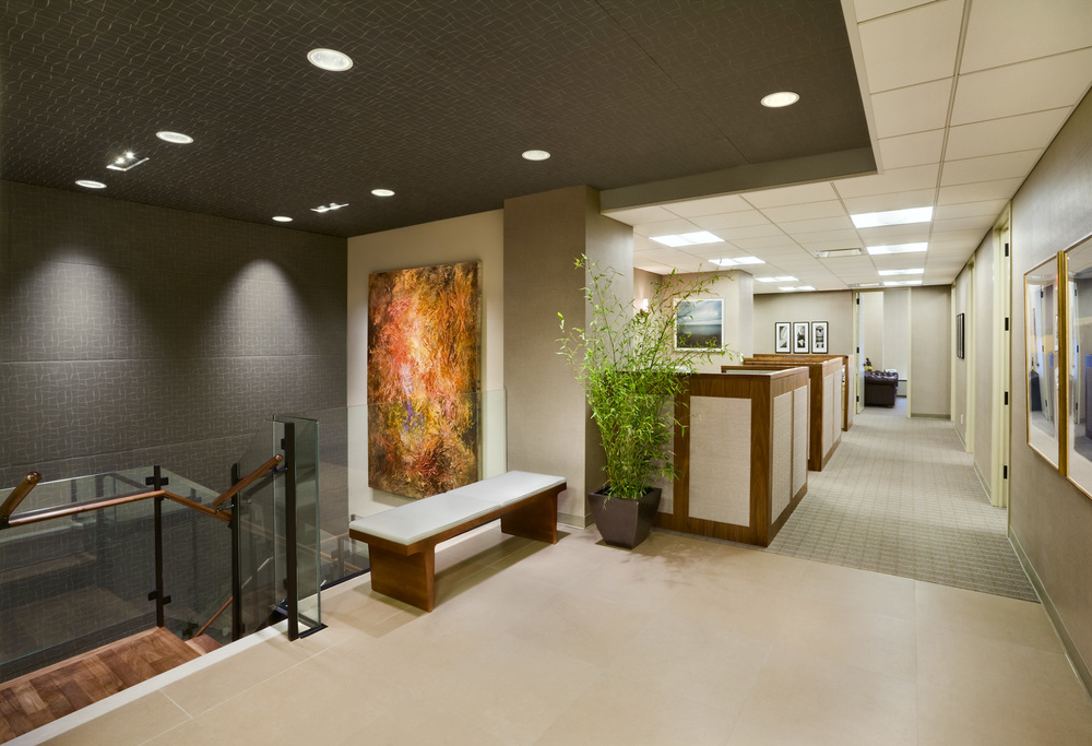 Tobin Parnes Design. Workplace Design. Office Design