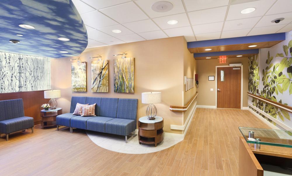 Queens Long Island Renal Institute Design