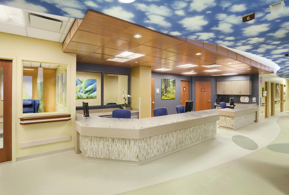 QLIRI: Dialysis. Tobin Parnes Design. NY. Healthcare Design.