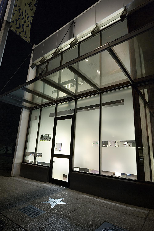 R. Sole. Tobin Parnes Design. Retail Design. Exterior.