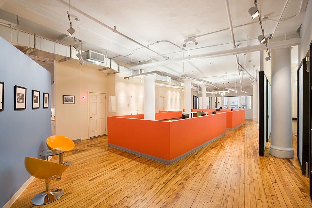 Tobin Parnes Design. Workplace Design. Office Design.