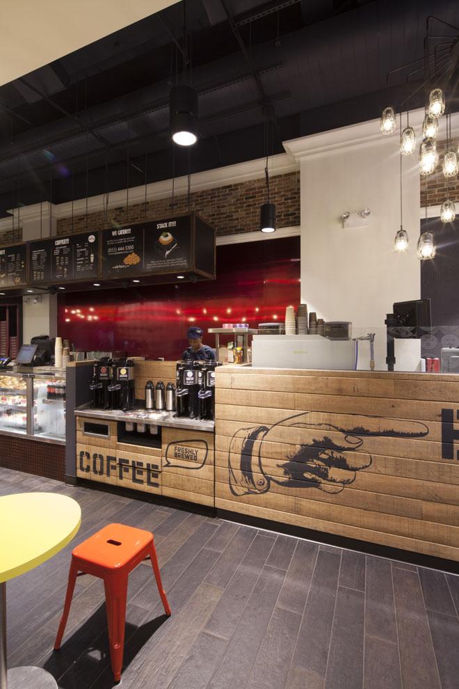 Pie Face. Tobin Parnes Design. NYC. Hospitality Design. Restaurant.