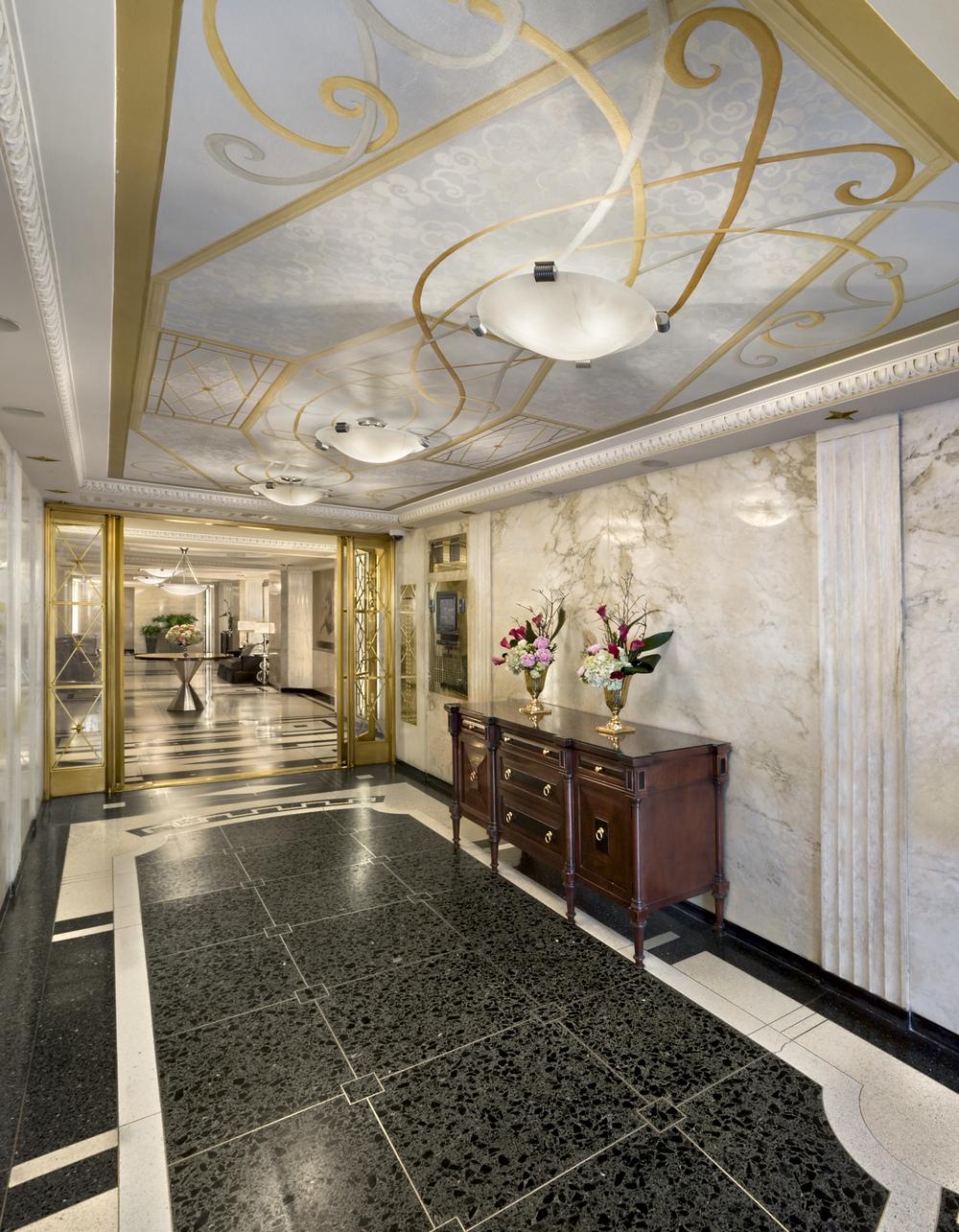 737 Park Avenue 737 park avenue — design - interior design firm - new york - tobin