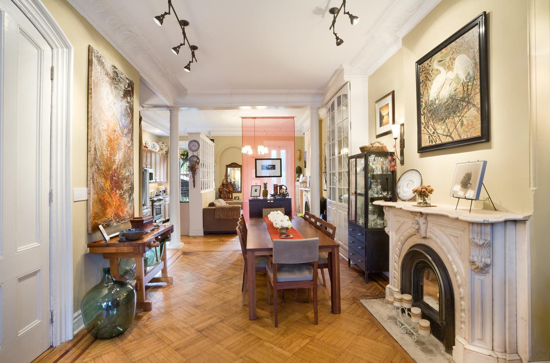 Historic Brownstone Residence — Design - Interior Design Firm - New ...