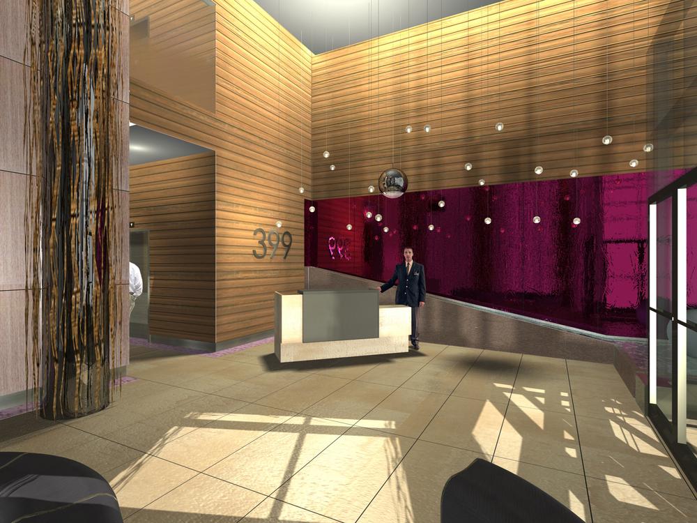 Lobby Renovation
