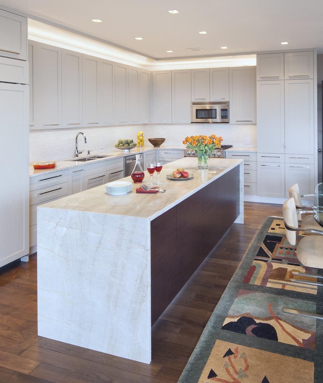 Private Residence. Tobin Parnes Design. New York. Residential. Kitchen.