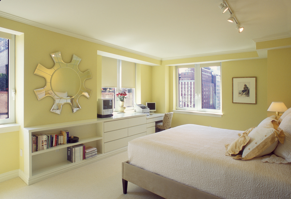 Private Residence. Tobin Parnes Design. Residential. Bedroom.