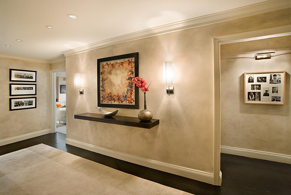 Private Residence. Tobin Parnes Design. Residential. Entry Foyer.