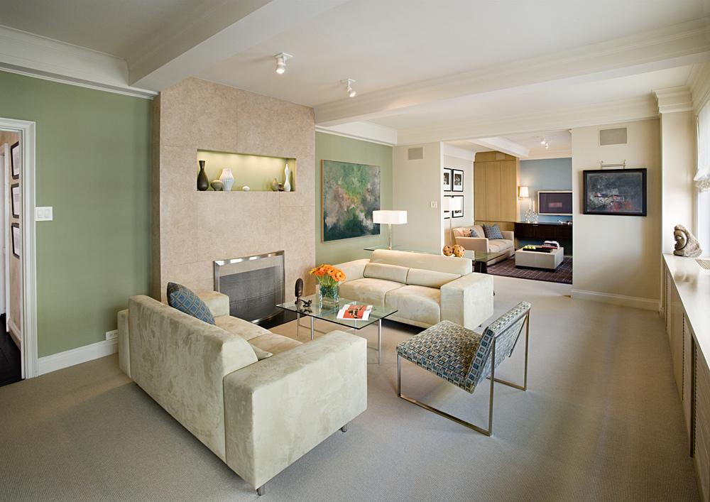 Private Residence. Tobin Parnes Design. Residential. Living Room.
