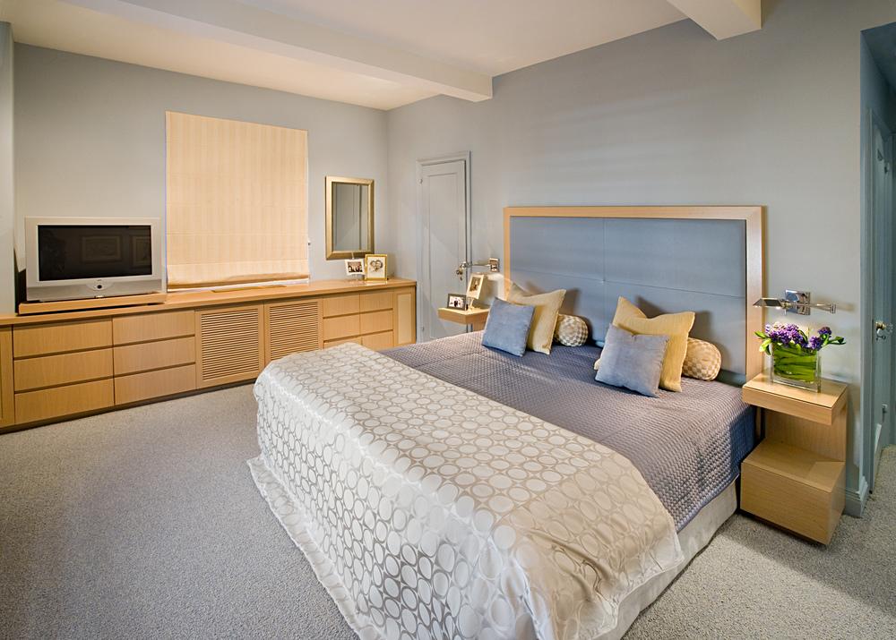 Private Residence. Tobin Parnes Design. Residential. Bedroom.