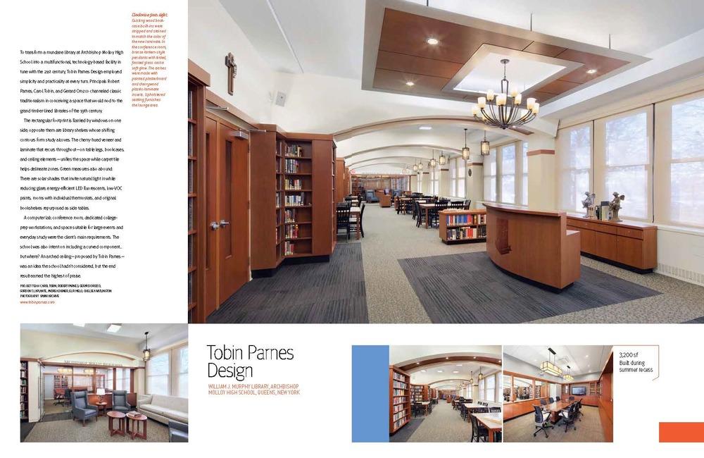 Best of education culture this publication featured tobin parnes design