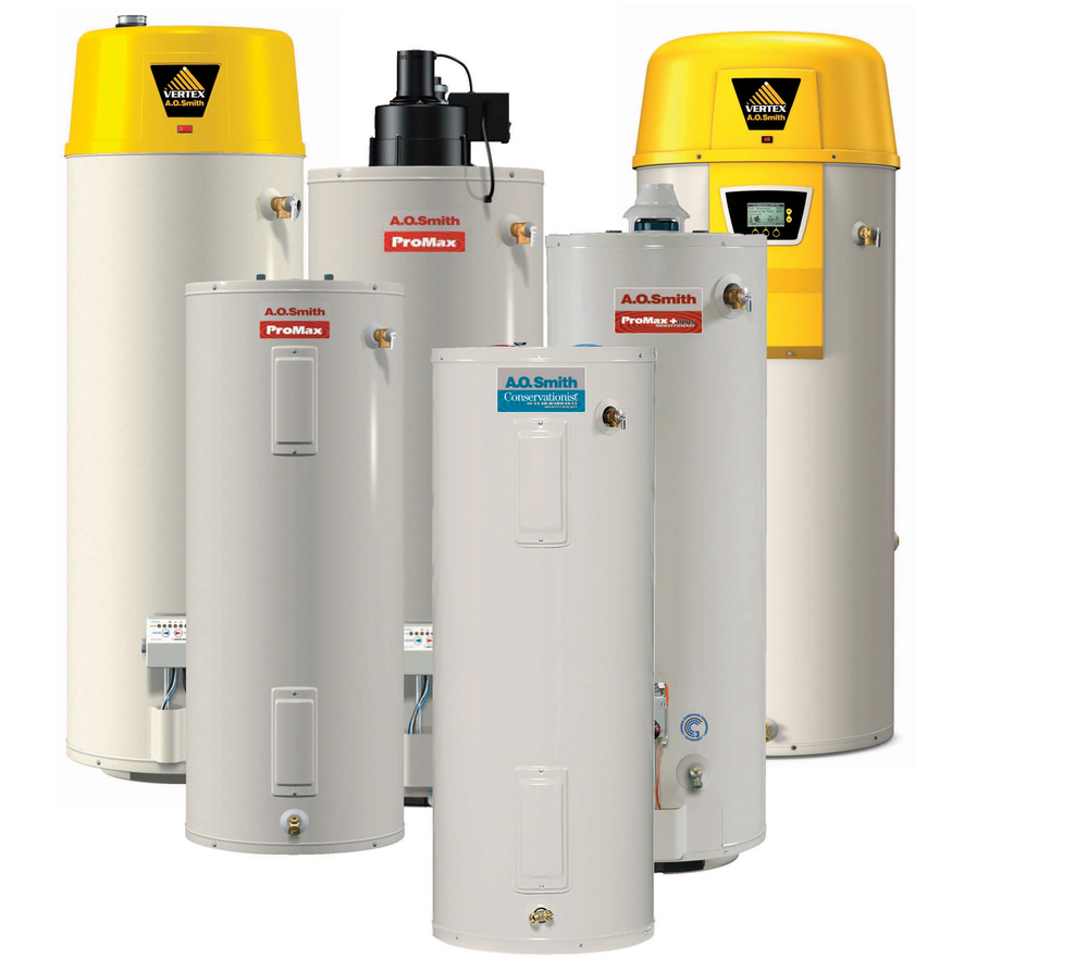 AO Smith Water Heaters - Rochester, NY