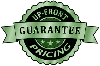 Up-Front Pricing Guarantee