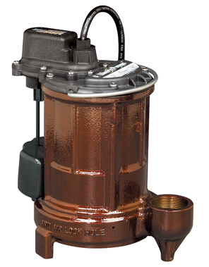 liberty sump pump