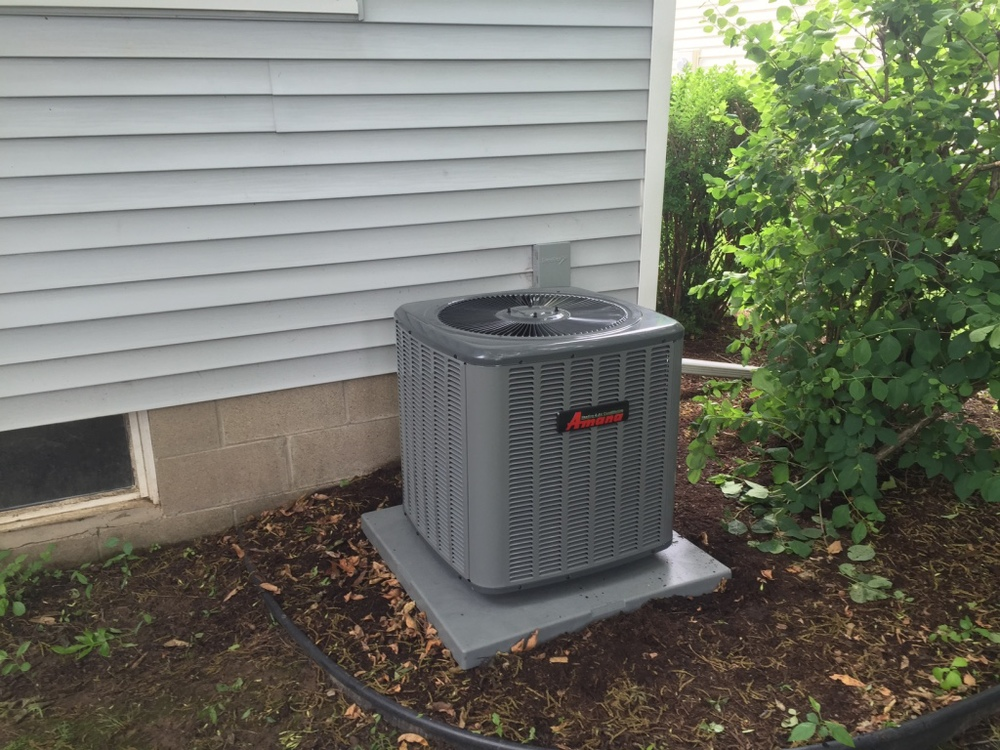 Air conditioner installation in Hilton, NY