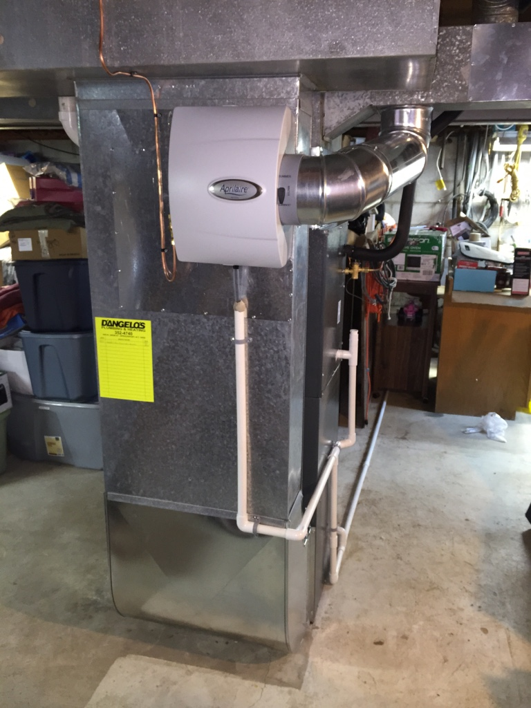 Aprilaire Humidifier 600A in Spencerport, NY