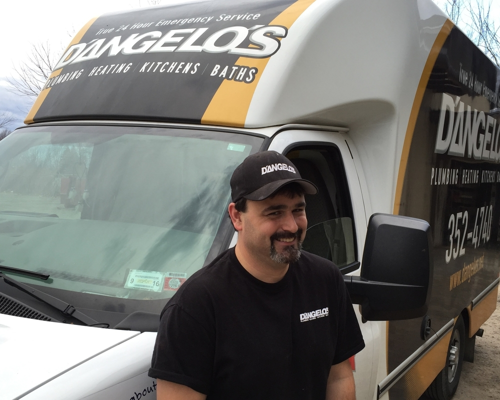 Tim Palmgreen - 15 years experience in HVAC.