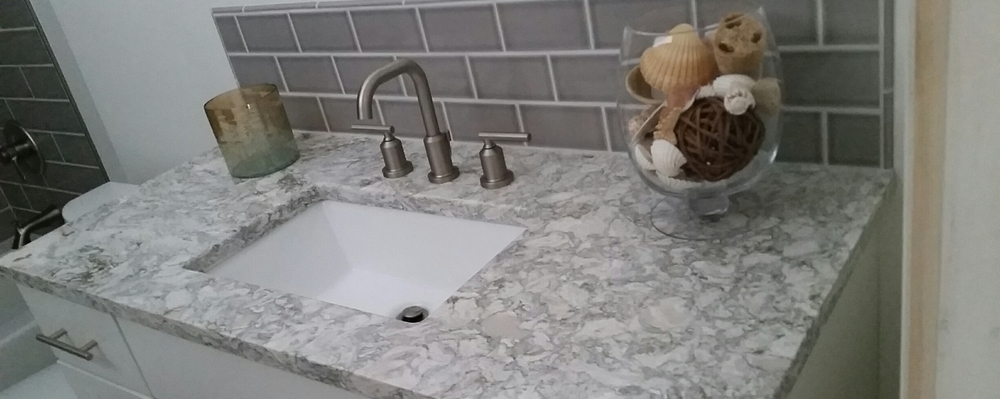 Cambria Top With Delta Faucet