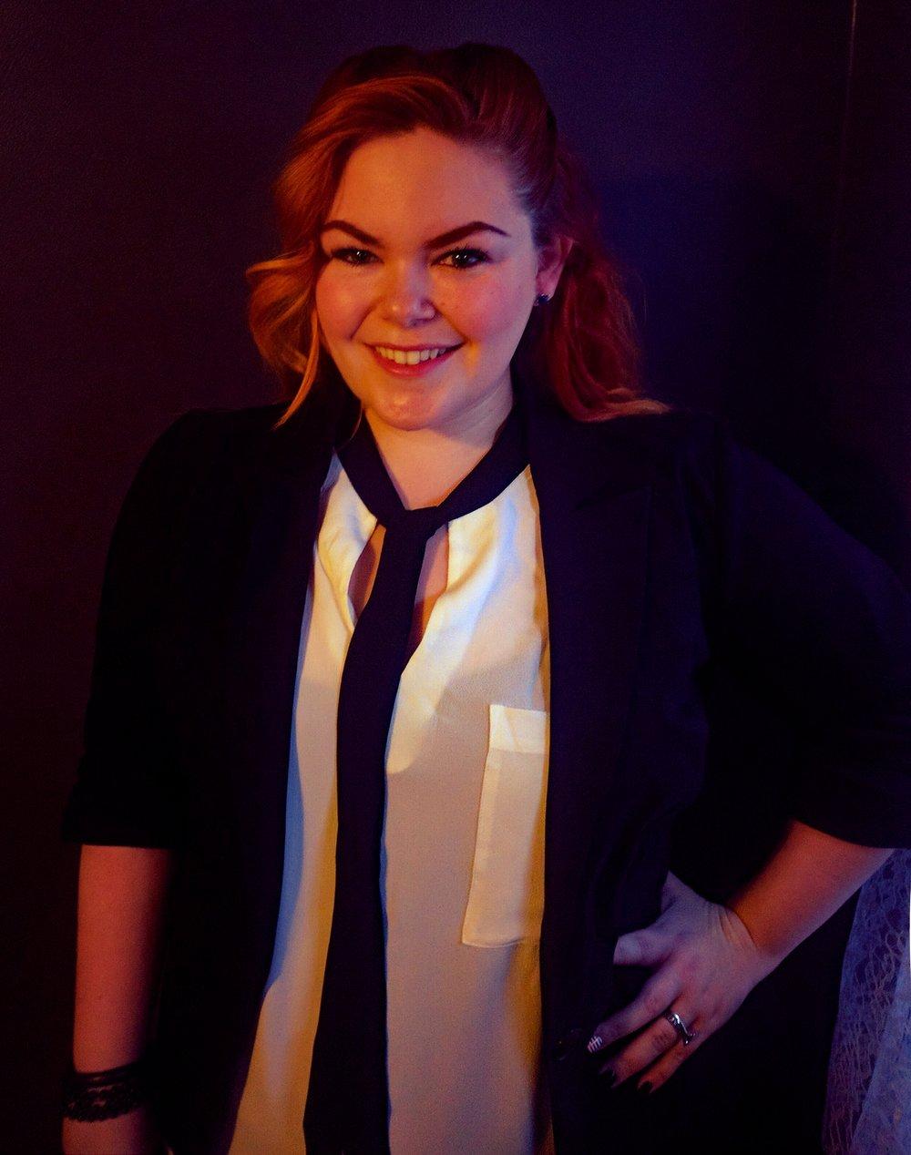 Jillian Sarkis, Designer for D'Angelo's Plumbing & Heating.