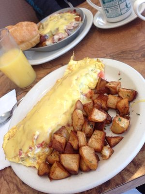 Hangover omelette and Paris Express.jpg