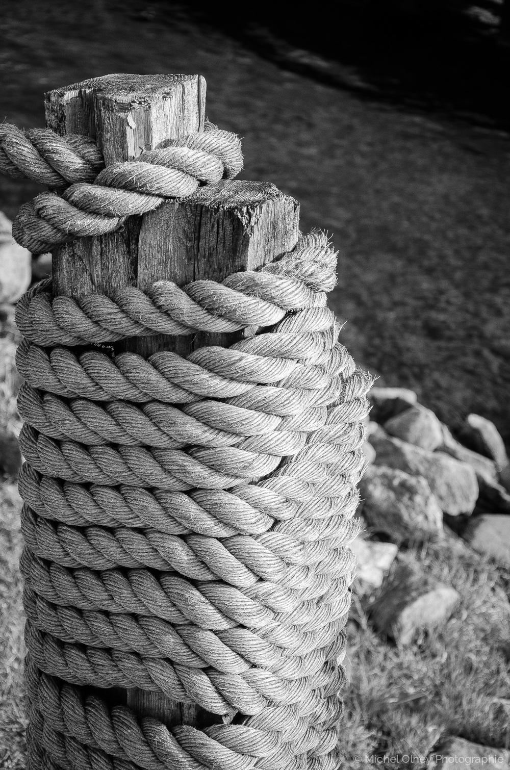 mooring bollard at rest OLNEY Photographe Sherbrooke