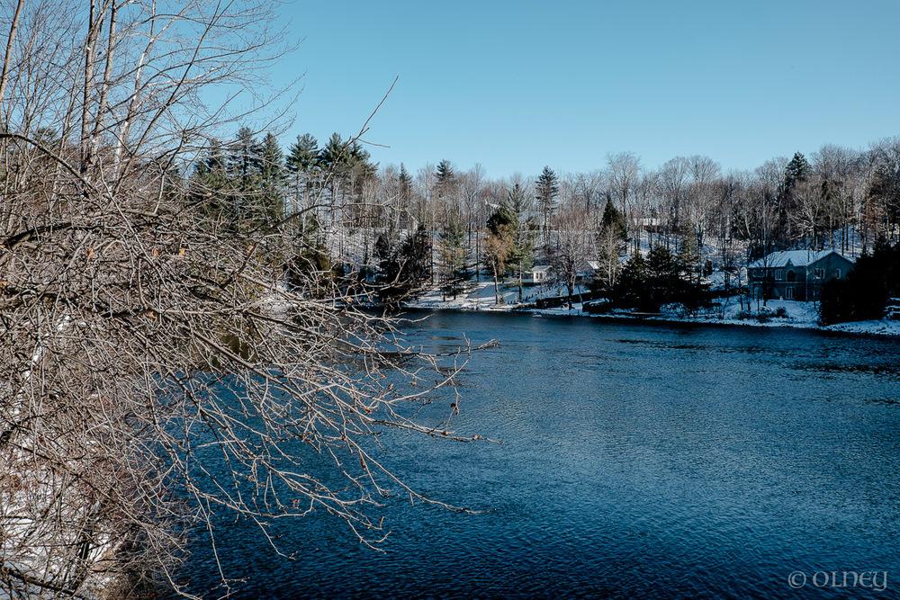 Petite baie à Sherbrooke en Classic Chrome OLNEY Photographe
