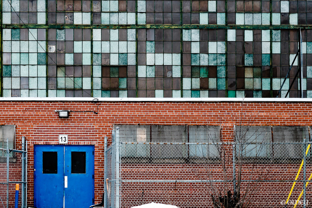 Factory wall in Sherbrooke QC olney photographe sherbrooke