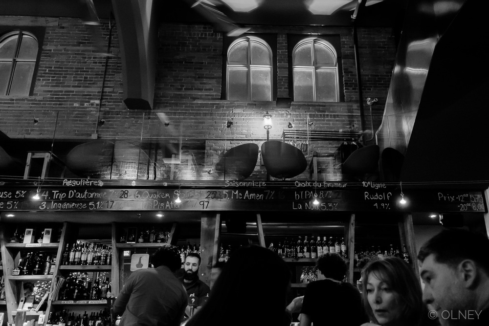 Le Siboire Café et Bar in Sherbrooke QC olney photographe sherbrooke
