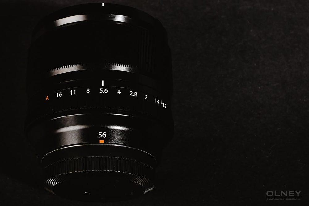 Fujinon 56mm F1.2 R