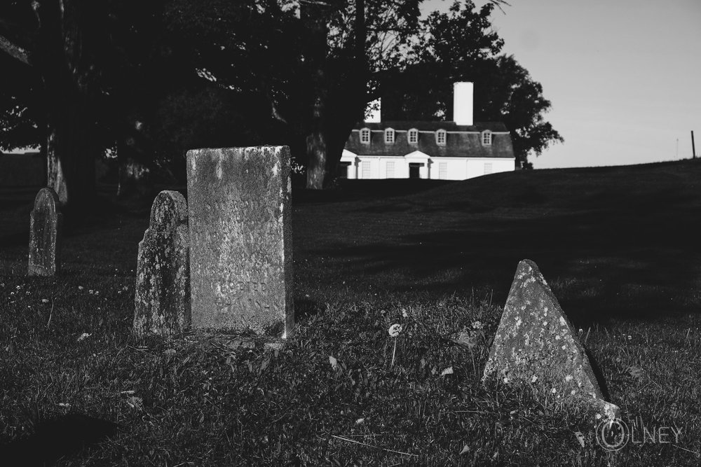 annapolis royal cemetery and fort anne