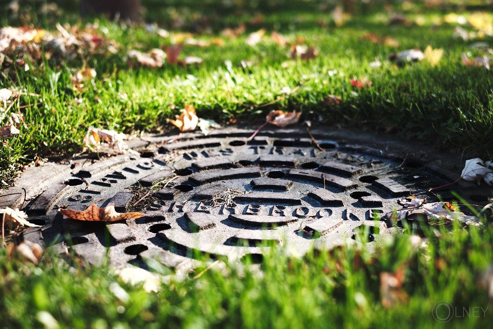 manhole in sherbrooke