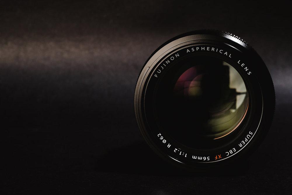 XF 56mm F1.2 R Fujifilm lense