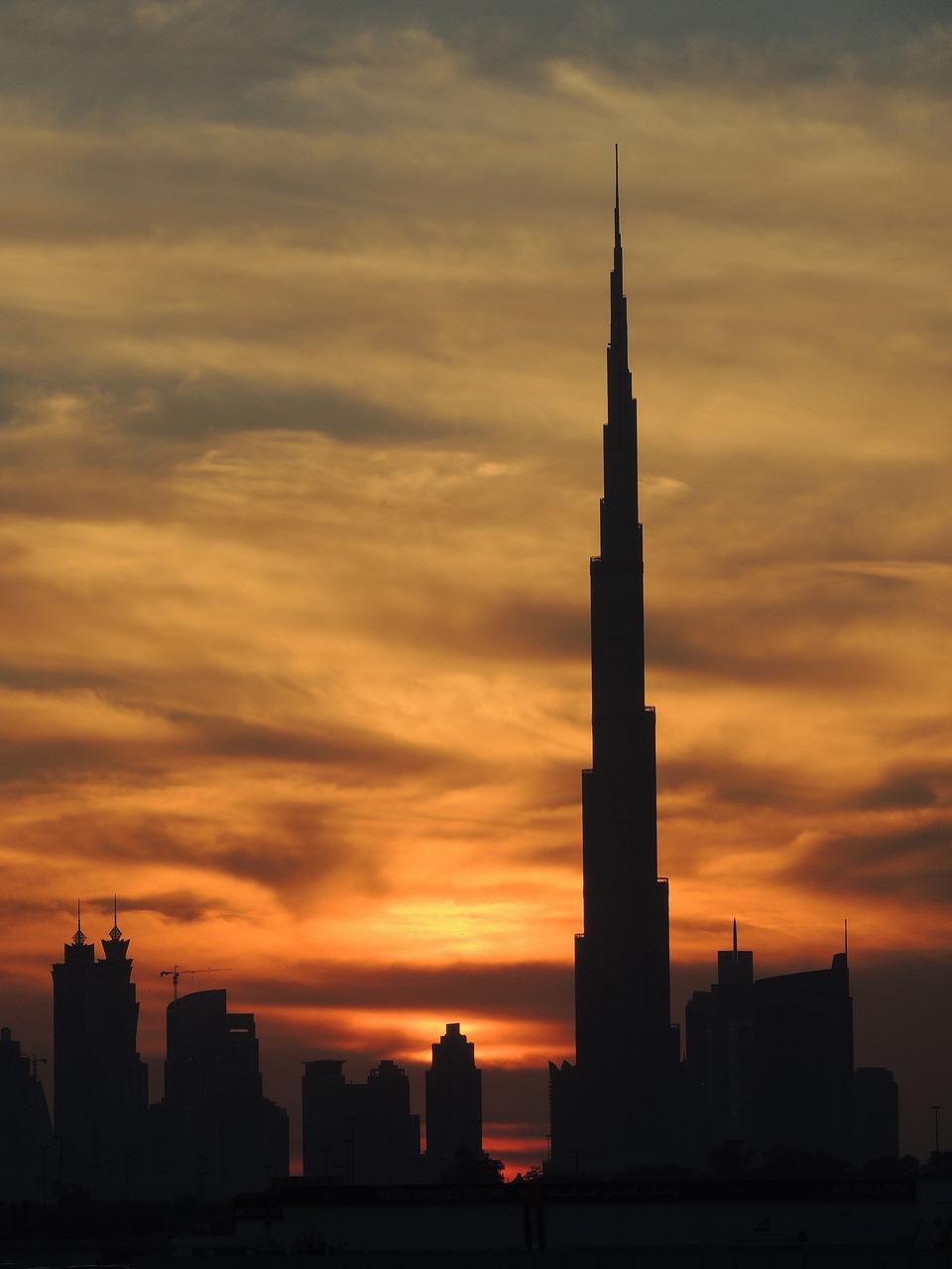 Burj Khalifa (Tallest structure in the world)
