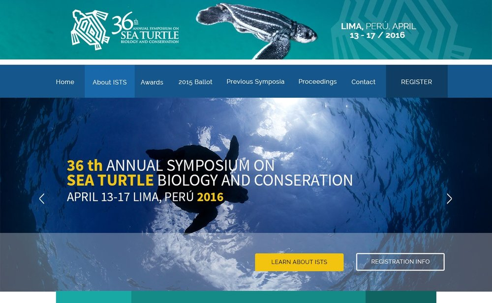 36th Annual Symposium of Sea Turtle Biology and Conservation