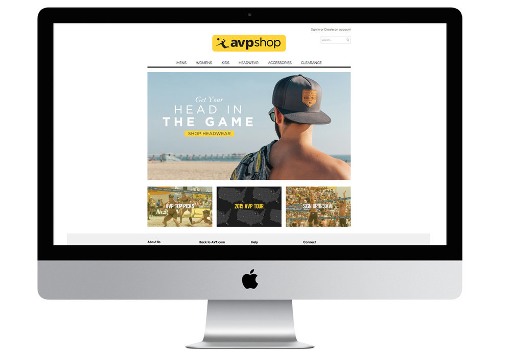 AVP E-Commerce