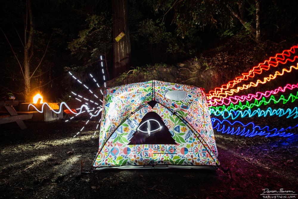 poler rainbro tent