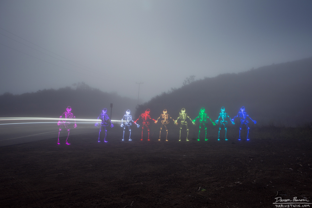 skelebuddies in the fog