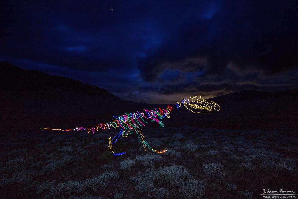 rainbow rex