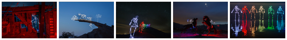 light-skeletons
