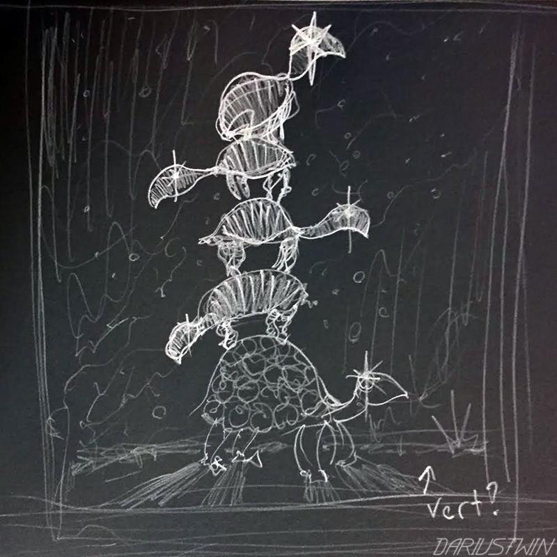 yurtles sketch