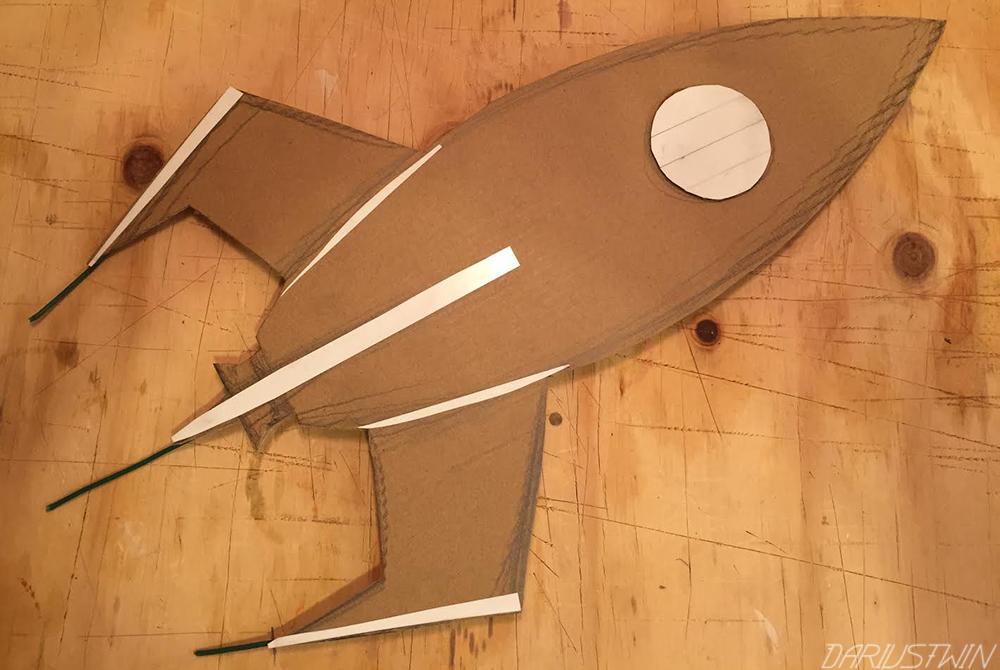 rocket cutout