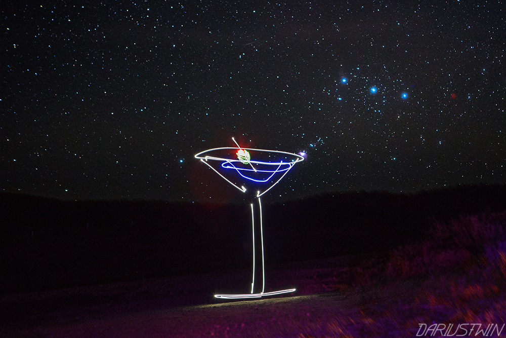 orion martini