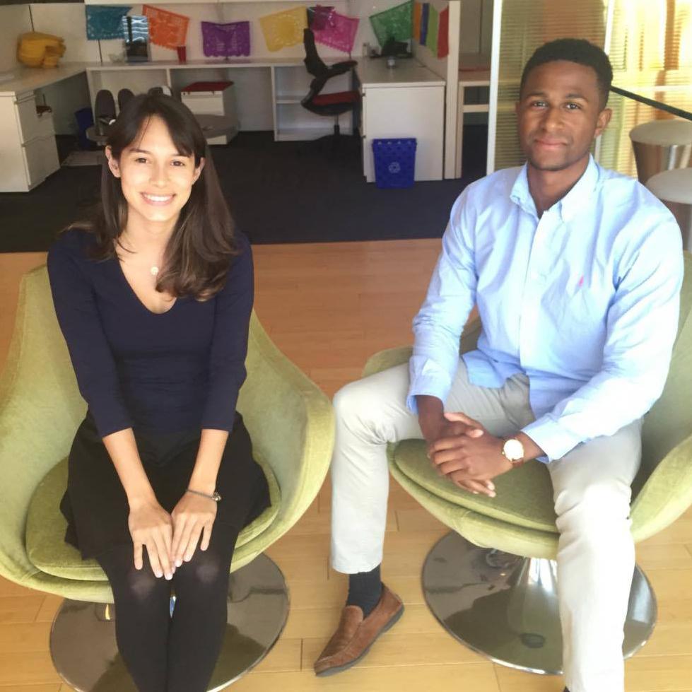 Momentum Chicago's summer interns